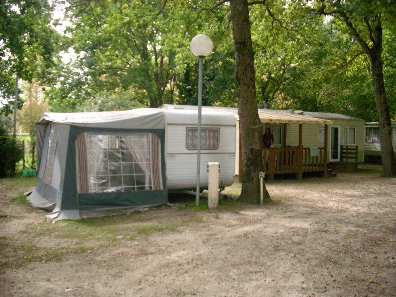 Mobile home au camping Elim ADD Royan