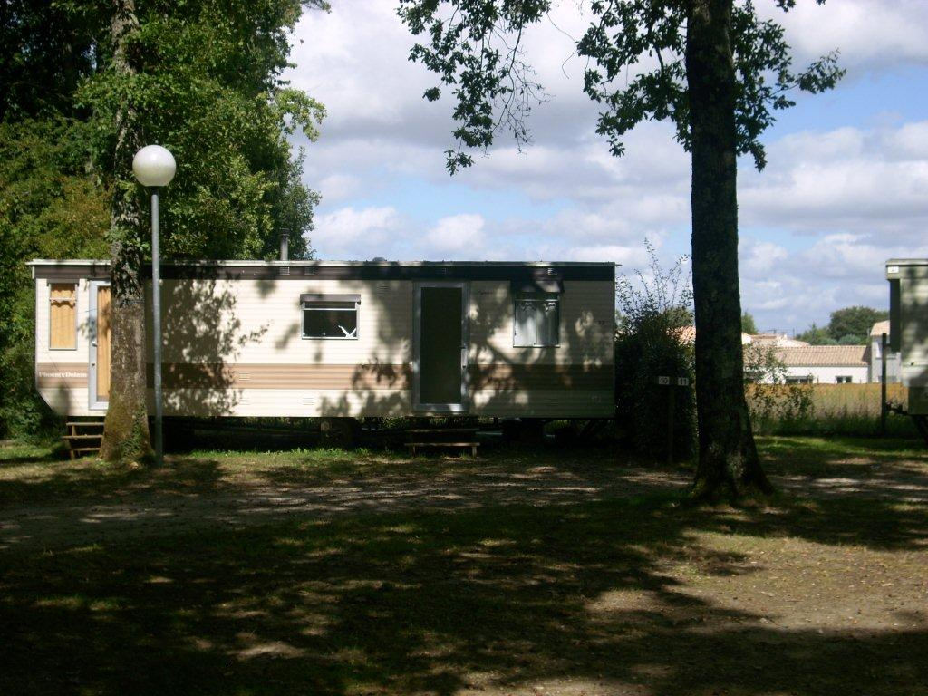 Mobile-home au camping Elim